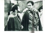Nick Evans  DOCTOR WHO 'Didius, The Romans' - Genuine Signed Autograph 10x8 COA 152